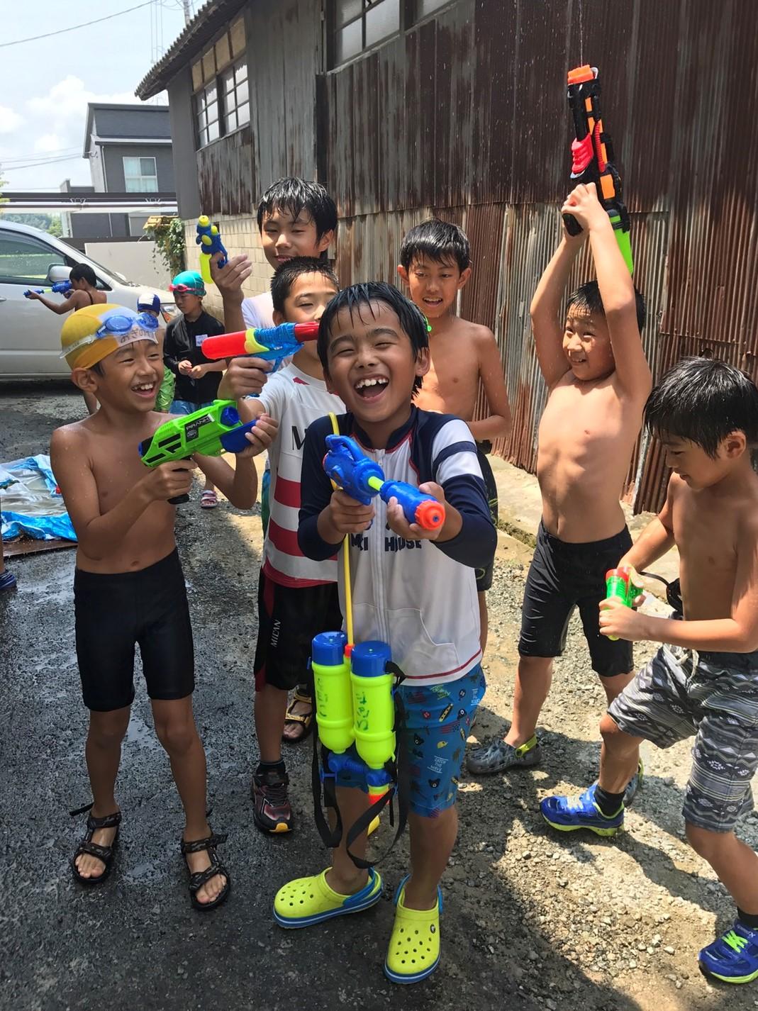 夏休みですね(^^)/